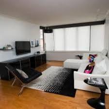 black and white contemporary living room photos hgtv
