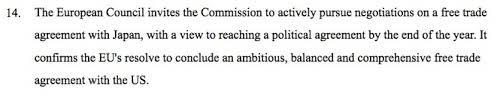 si e conseil europ n le conseil européen veut signer le ceta et relancer le tafta