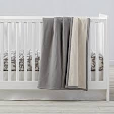 Flannel Crib Bedding Great White Flannel Crib Bedding Toddler Duvet Crib