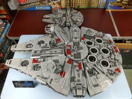monkeys can game lepin 05033 ucs millennium falcon review