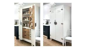free standing corner pantry cabinet freestanding pantry cabinet best free standing pantry ideas only on