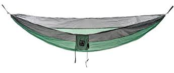 outpost camping hammock with adjustable litespeed cinch buckle
