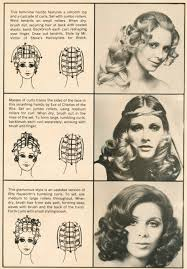 hair setting pattern bottom instructional pinterest