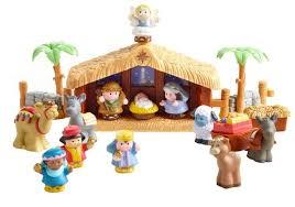 10 unique nativity sets for your home lds living