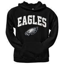 philadelphia eagles home decor philadelphia eagles logo scrimmage premium pullover hoodie