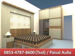 Dipan Kayu Kalimantan ranjang dipan kayu minimalis modern banjarmasin desain interior