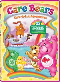 amazon care bears care lot adventures hennessey bob