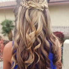 formal hairstyles down homecoming hairstyles for long hair down