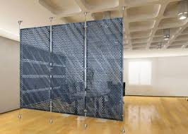 Glass Panel Room Divider Perforated Metal Panels Room Dividers Google Search Office