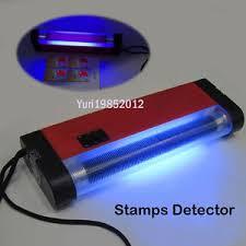long wave uv light 365nm long wave ultraviolet light detect philatelic tagging
