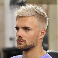how to get model hair for guys men s platinum hair colour fringe down model louisarmstrong7