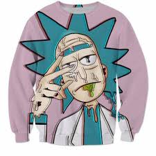 buy sweatshirt rick u0026 morty get schwifty sweatshirt womens and mens