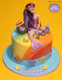 mermaid birthday cake rainbow mermaid birthday cake s bake house