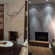 Porcelain Tile Fireplace Ideas by 12x24 Porcelain Tile On Fireplace Wall And Return Walls Floor To