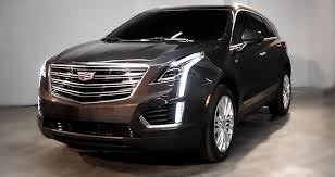 price of cadillac suv 2017 cadillac xt5 revealed in official photos