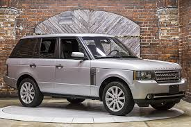 land rover 2010 2010 land rover range rover supercharged full size