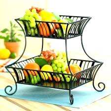 fruit basket stand two tier fruit stand 3 tier fruit basket stand australia zle