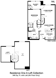 one floor plan floor plans and tour the soussé