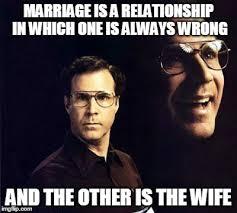 Wife Memes - will ferrell meme imgflip