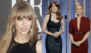 Tina Fey Vanity Fair Pics All Is Well Between Tina Fey And Taylor Swift For Now News
