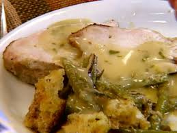 makes turkey gravy food network