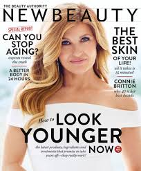 best hairstyles for a 48 year old connie britton shares hair secrets and opens up about aging in