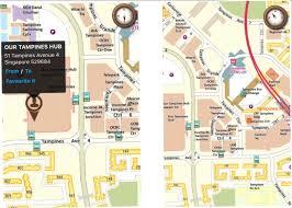 Bugis Junction Floor Plan by