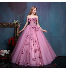 Discount Vintage Wedding Dresses U0026 Bridal Gowns Queen Of Victoria 100 Real Flower Fairy Beading Floral Vine Ball Gown Medieval Dress