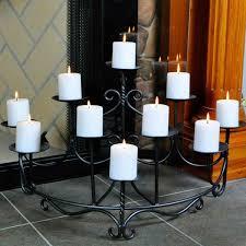 fireplace candelabra northline express