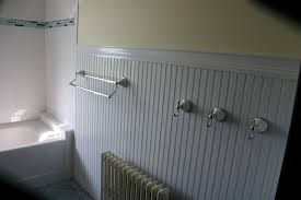 bathroom wall covering ideas how to cover dated bathroom tile with wainscoting covering walls