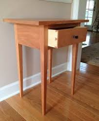 Wood Plans For End Tables by A Woodworking Beginner Can Build These Free End Table Plans Using