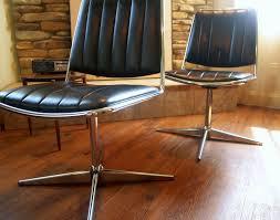 furniture chromcraft cochrane chairs dinette swivel chairs