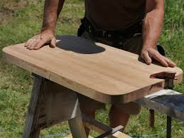 Countertop Cutting Board How To Make A Butcher Block Cutting Board How Tos Diy