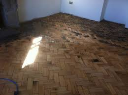 pitch pine wood block parquet flooring renovation repairs floor