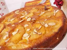 gateau aux pommes fondant le cuisine de samar