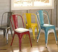Industrial Metal Kitchen Chairs Metal Kitchen Chairs For Sale 14345