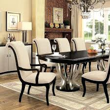 shaker espresso 6 piece dining table set with bench espresso dining set dining table espresso dining room furniture