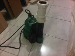 sump pump installation basement waterproofing services