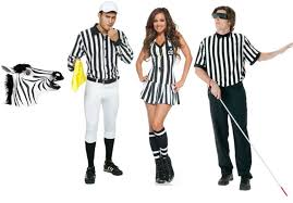Ref Costumes Halloween Stand Stands Halloween Costumes Sports Fans