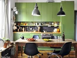 peinture verte cuisine davaus deco cuisine peinture verte avec des idées