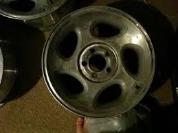 junkyard price for stock alloy rims ranger forums the