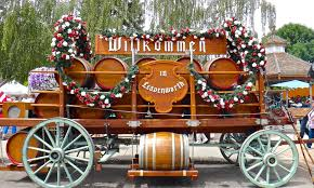 leavenworth bavarian village beer and brats in central washington