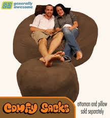 bean bag chairs foam filled oversize bean bags sack style chairs