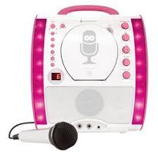 karaoke machine cd player target