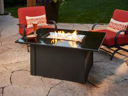 Backyard Propane Fire Pit by Natural Gas V Liquid Propane Official Outdoor Living Blog