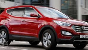 hyundai suv uk hyundai sante fe is the safest car in its class cars uk