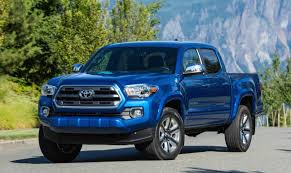 toyota ltd 2016 tacoma toyota u0027s all new midsize truck ready for battle u2013 be
