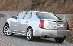 cadillac cts v 2005 specs used 2005 cadillac cts v for sale pricing features edmunds