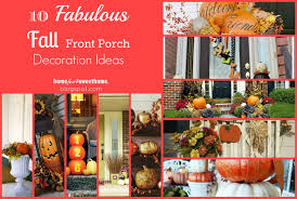september decorating ideas home for4 sweet home 10 fabulous fall front porch decoration ideas