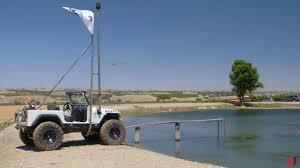 jeep snorkel underwater jeep wrangler with a cummins i4 drives underwater engine swap depot